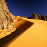 Sahara Djado-Plateau