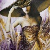 Lavender Fashion I