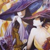 Lavender Fashion IV