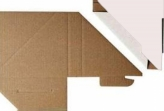 PROTECTIVE CARDBOARD CORNERS 10x10x2cm EACH   PACK OF 20 (To fit 5 Frames)